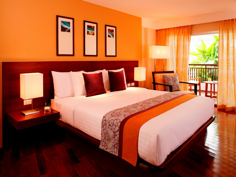 Отель Courtyard by Marriott Phuket at Kamala Beach 4*