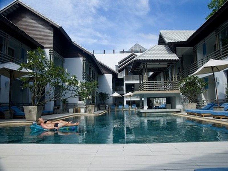 Отель South Sea Karon Phuket 4*