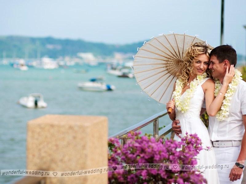 Свадьба в тайланде тысячелетние