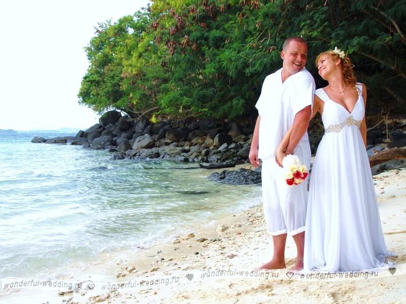 Главная свадьба на острове свадьба на