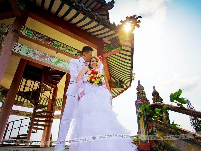 Свадьба на Пхукете в Таиланде | Cвадебное агентство