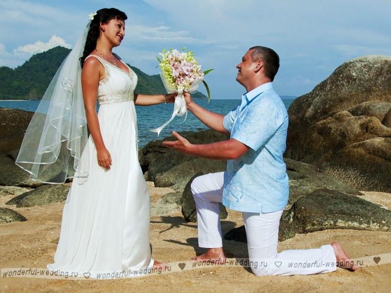 Свадьба в тайланде – удовольствие