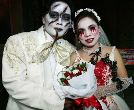 Шуточная свадьба фото 3